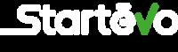 logo startévo blanc